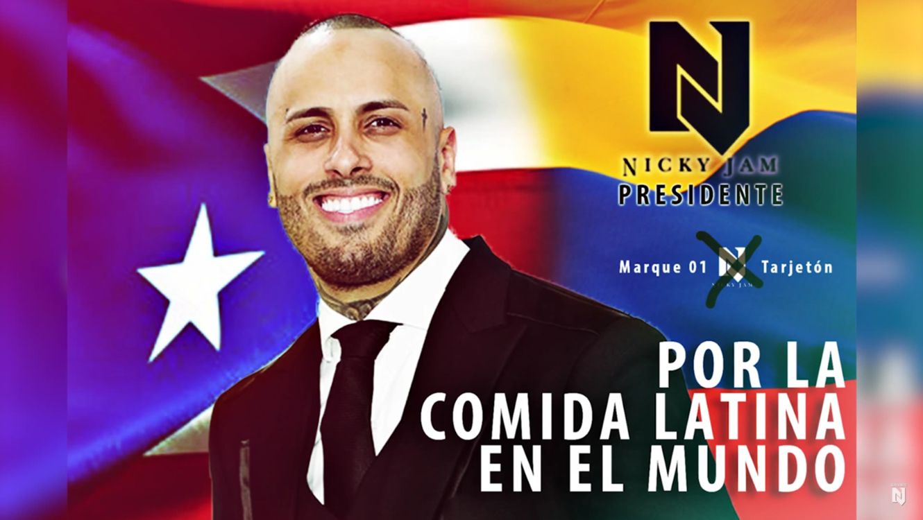 nicky jam protesta europa gira sunset el perdon ipauta noticias tebanmusic 2015