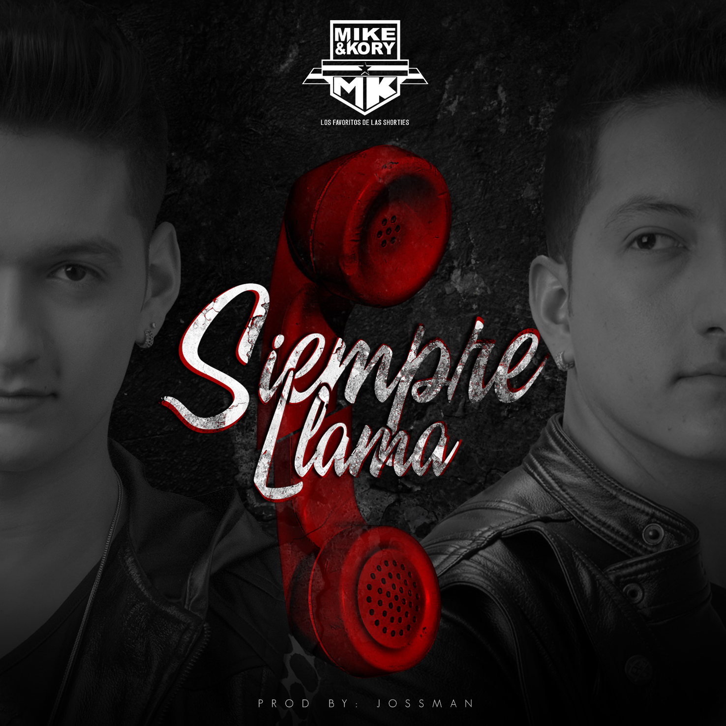 Cover Siempre Llama Mike y Kory Final 2016