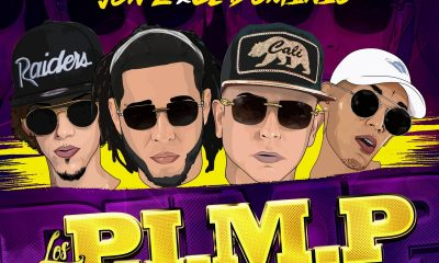 Cover J King y Maximan Ft Jon Z y El Dominio - PIMP