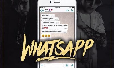 cover Casper Ft. Lyan - Whatsapp